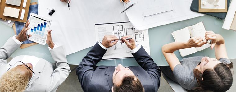 Digitale bouwbedrijf