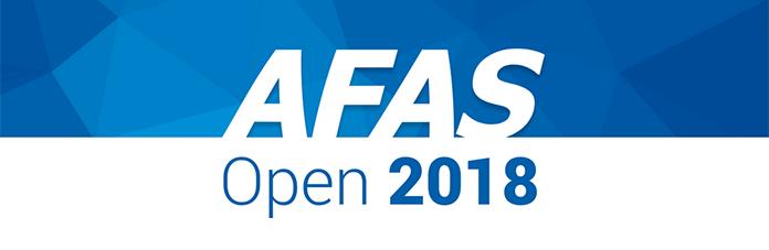 AFAS Open 2018