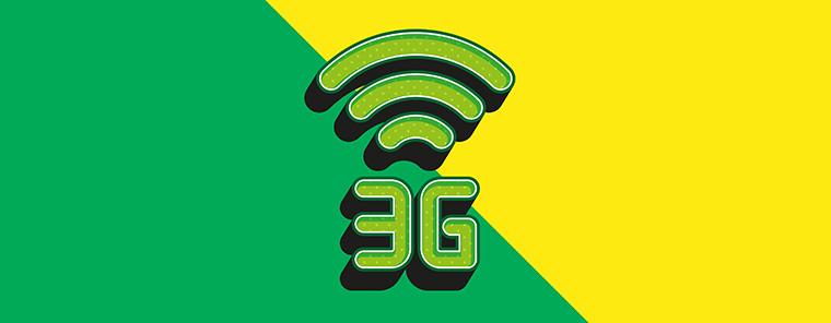 Schluss mit 3G-Mobilfunk