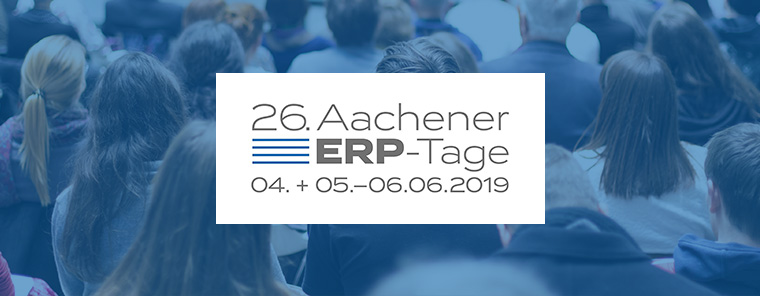 26. Aachener ERP-Tage
