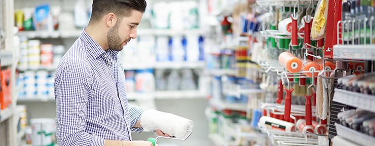 Artikelverwaltung im Einzelhandel