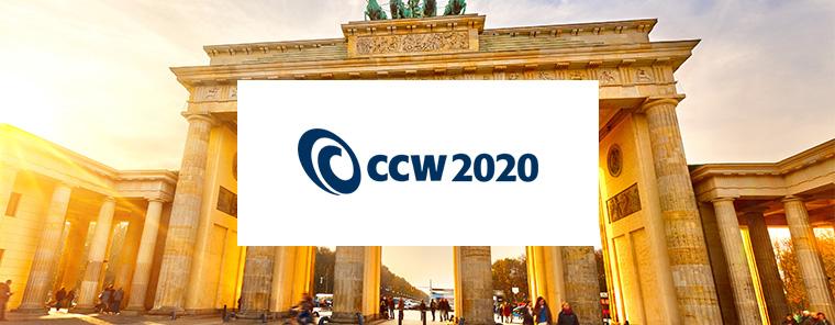 CCW 2020 in Berlin