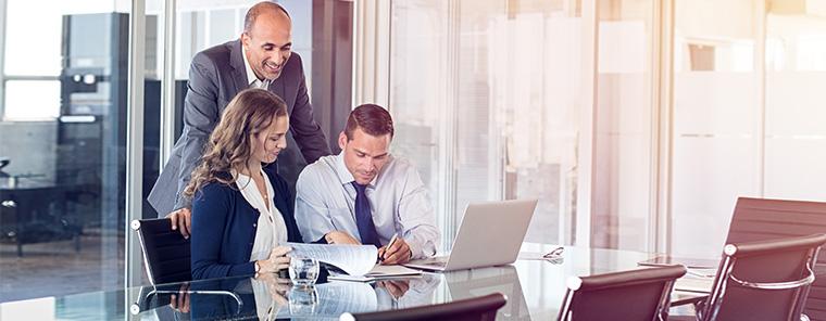 Mit Cloud ERP zum intelligenten Unternehmen