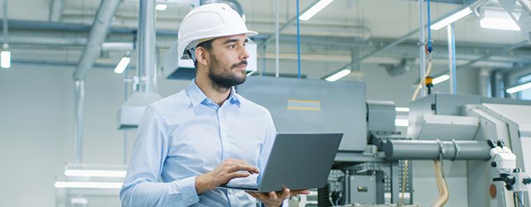CRM für Fertigungsindustrie und Maschinenbau