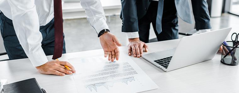 CRM-software voor de financiële dienstverlening