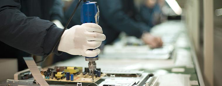 CRM-software voor productie