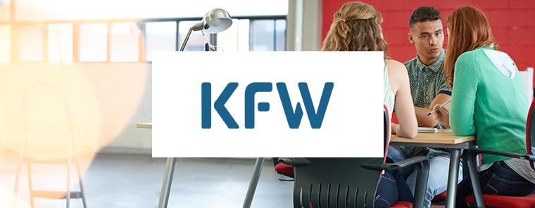 Die KfW-Bank lockert Kreditbedingungen