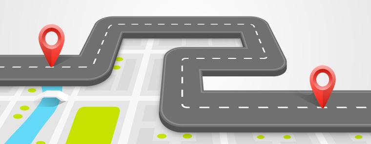Digitale Roadmap: Das Ziel ist der Weg