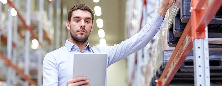 Digitalisierung im Großhandel