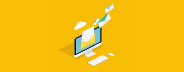 E-Mails archivieren mit dem DMS