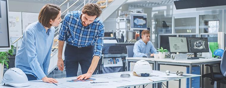 Eine ERP-Software für Ingenieurbüros