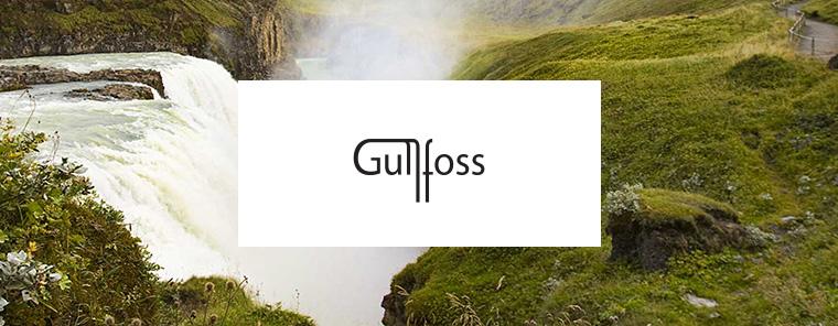 Fallstudie: Gullfoss Panorama