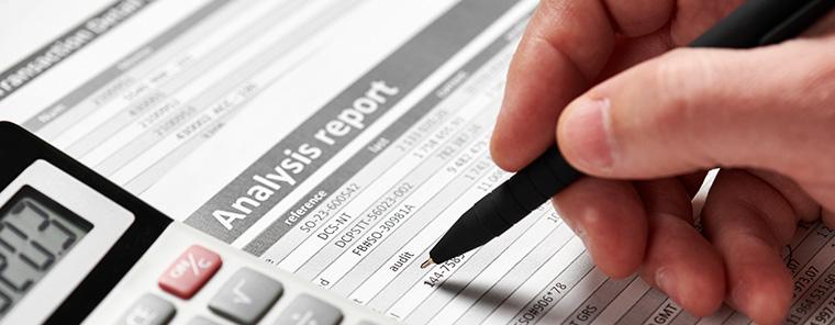 Finanzbuchhaltung mit der ERP-Software im Großhandel