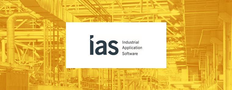 Viele Neuerungen für Industrial Application Software GmbH