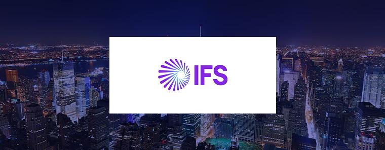 Weltweite Lösung für IFS Applications