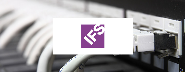 IFS startet mit Cloud-natives