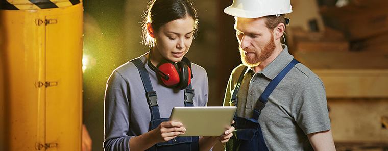 ERP-Software für die Installation und Wartung nach Branchen