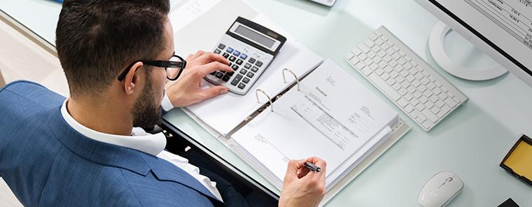 Rechnungsstellung mit der ERP-Software
