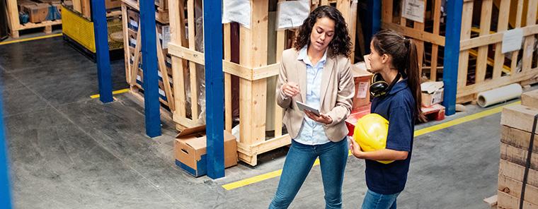 Anbindung von der ERP-Software an Großhandelsportale
