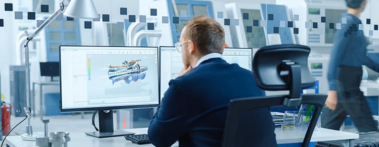 Eine ERP-Software für den Maschinenbau