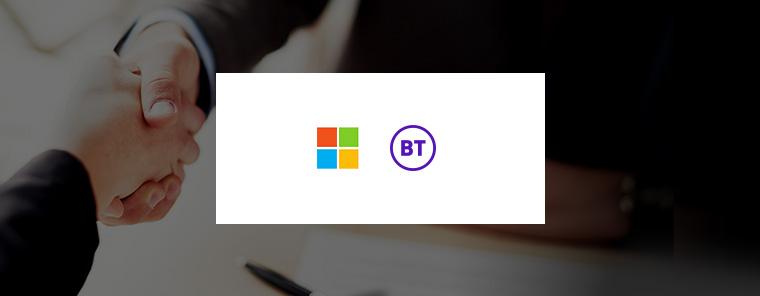 microsoft-bt-partnerschaft