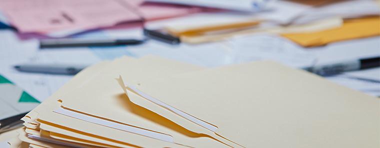 Papier Digitalisierungsbremse Nummer 1