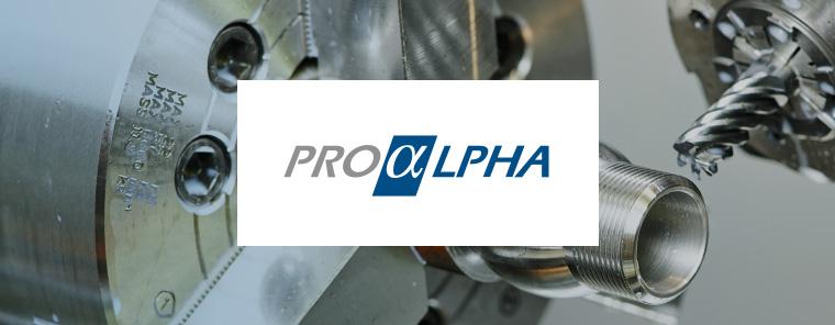 Neue Beteiligung von proALPHA
