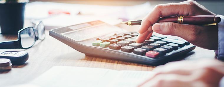 Budgetplanung im Modul Projektmanagement
