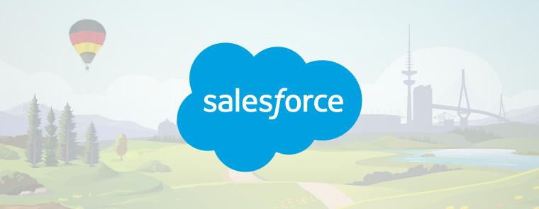 Salesforce Basecamp in Hamburg
