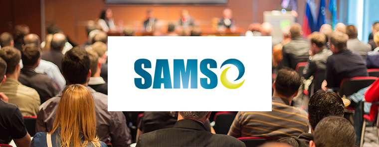 SAMS 2020 – Europas größter SAM Jahreskongress