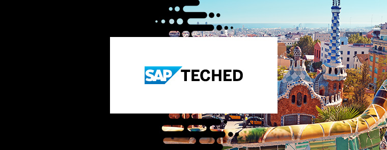 SAP TechEd 2019 in Barcelona