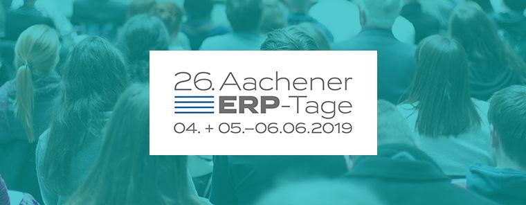 So waren die Aachener ERP-Tage 2019