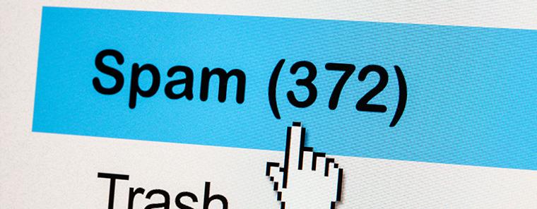 Spam-E-Mails kosten Unternehmen viel Geld