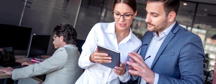 Unternehmenssoftware für Agenturen