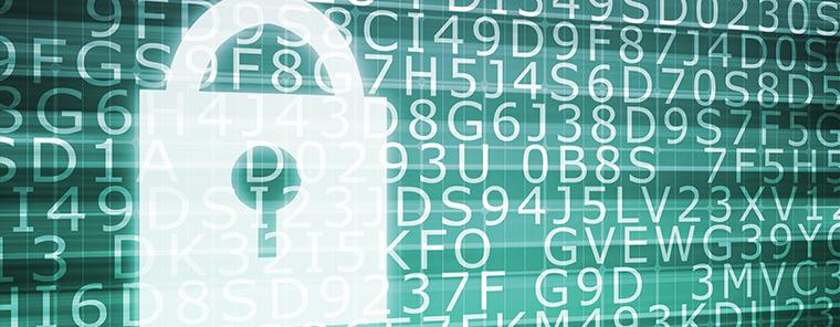 Mit verschlüsseltem Datentransfer sicher in die Zukunft