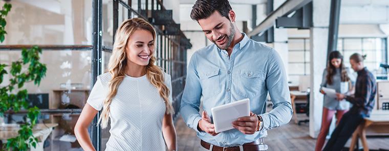 Vom Erstkontakt zur Kundengewinnung