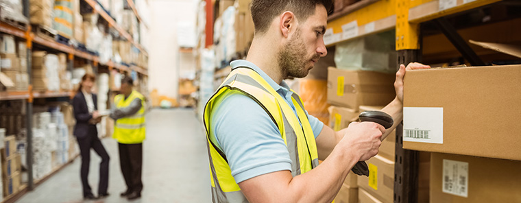 Warehouse Management Systeem
