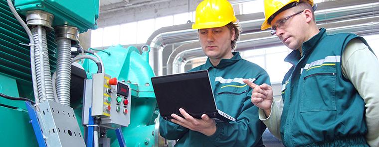 Ausbau der Industrie 4.0
