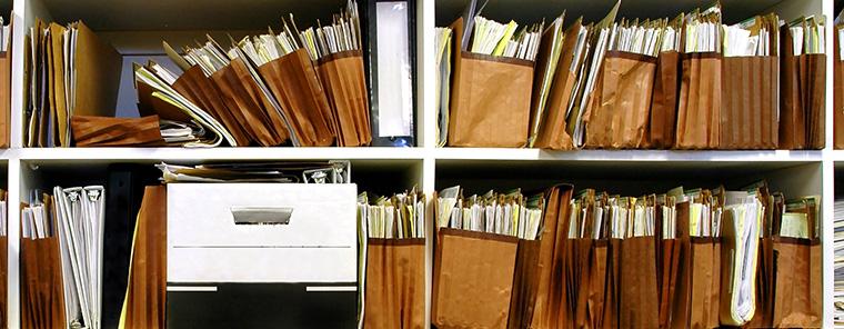 Wie lange muss ein Dokument gespeichert werden?